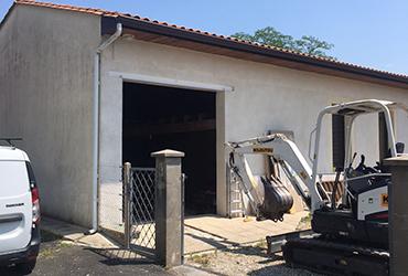 Rehabilitación de casa en Saint Medard