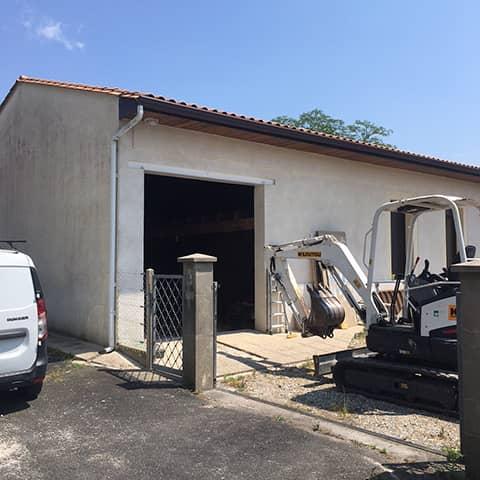 Restauration à Saint Medard - Modular BTP